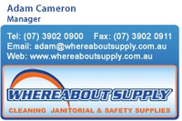 Whereabout Supply